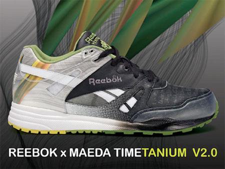 Reebok x Maeda Timetanium V2.0