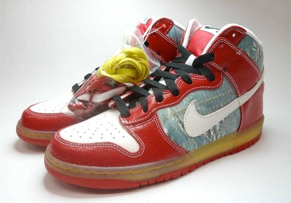 Nike Dunk High Premium SB - Shoe Goo