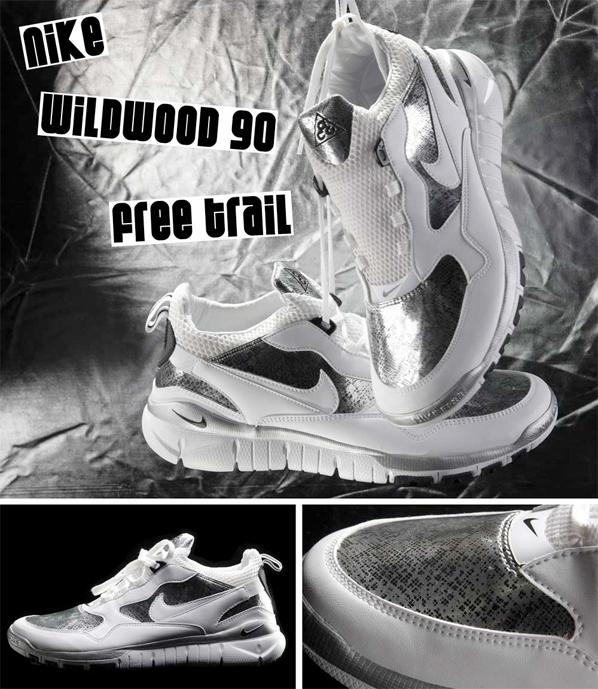Nike Wildwood 90 Free Trail - Snakeskin