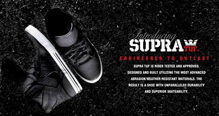Supra TUF Website Launched