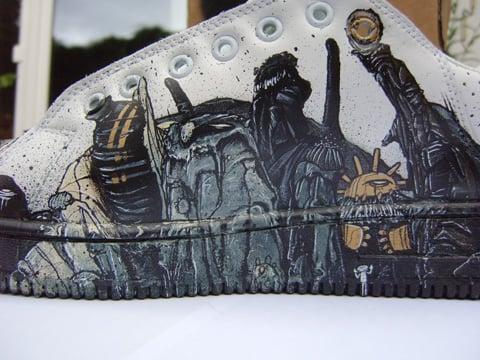 Tagur x Art Whino - Inked Souls
