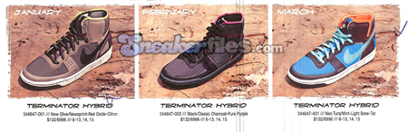 Nike Terminator Hybrid 2009