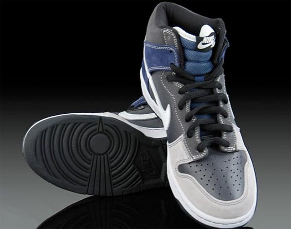 size 40 9aa6a 3741a Nike Dunk High SB Un-Futura - Anthracite / Metallic Summit ...