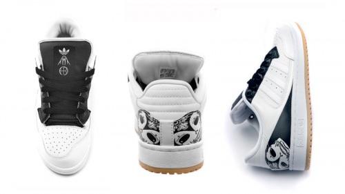 Upper Playground x Adidas Originals - Herbert Baglione