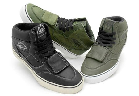 Vans Mountain Edition High LX Fall 08