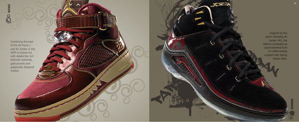 Air Jordan Brand Wine and Grind Pack - Paris Exclusive Detailed Look