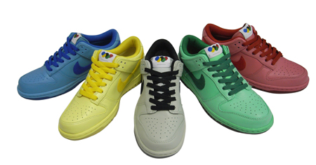 Nike Beijing Olympics Dunk Low Color Pack  d21a6c8b06