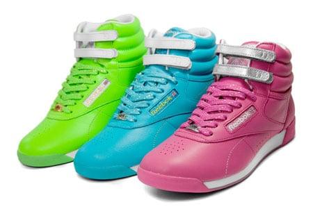 a144d552047 Reebok Women s Freestyle Hi