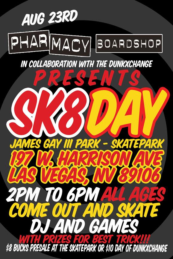 DunkXchange in Las Vegas!!!!