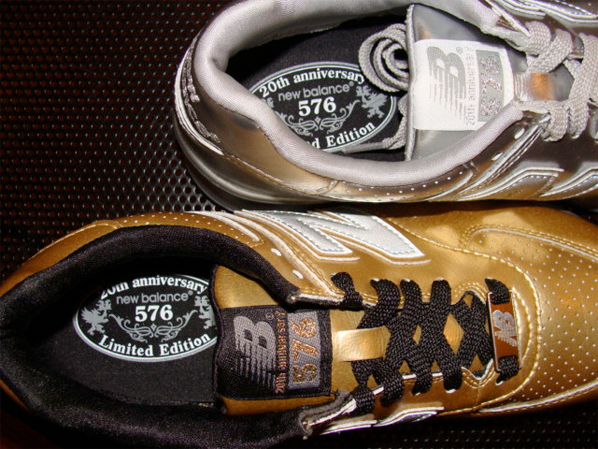 New Balance 576 Limited Edition Medal Series