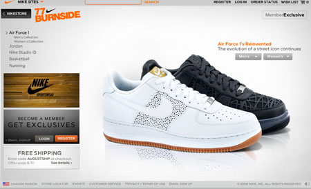 Nikestore | 77Burnside