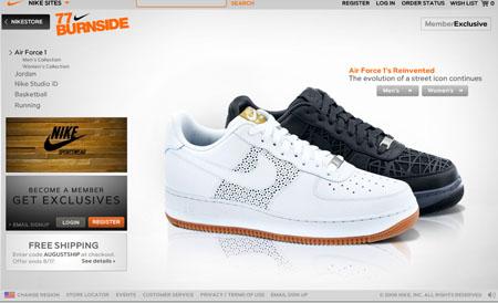 Nikestore   77Burnside