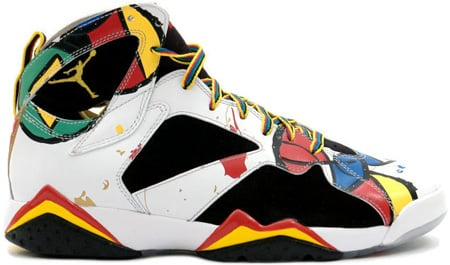 air jordan 7 retro olympic oc miro video