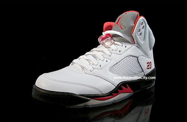 Air Jordan V (5) Fire Red Countdown Package