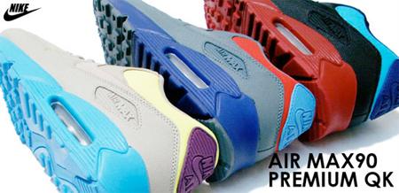 Nike Air Max 90 Premium Quikstrike Pack