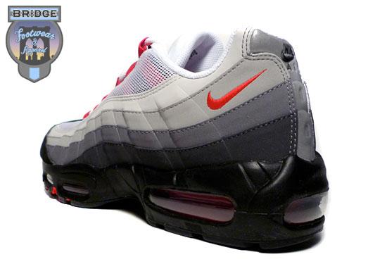 Nike Air Max 95 - Chili