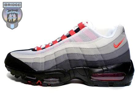 free shipping Nike Air Max 95 Chili