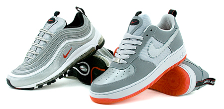 Nike Air Force 1 - Air Max 97 Inspired   Release