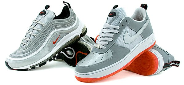 Nike Air Force 1 - Air Max 97 Inspired | Release