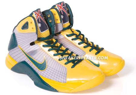 Nike Hyperdunk - Australia
