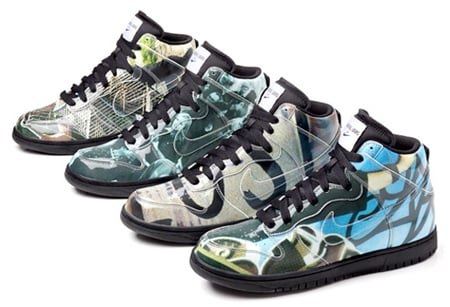 Nike Beautiul Losers Dunk Collection