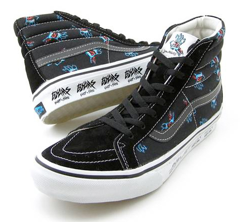Beams x Vans x Jim Phillips