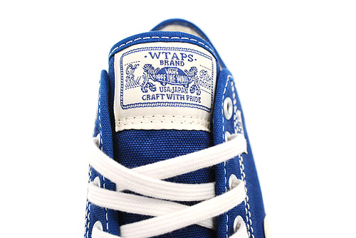 WTAPS x Vans Syndicate Greaserz S