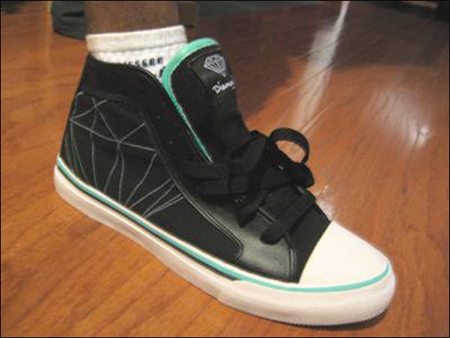 Diamond Supply Co. - Brilliant Cut Sneaker