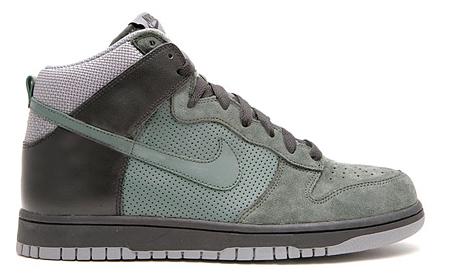 Nike Dunk High NBA Pack - Boston Celtics
