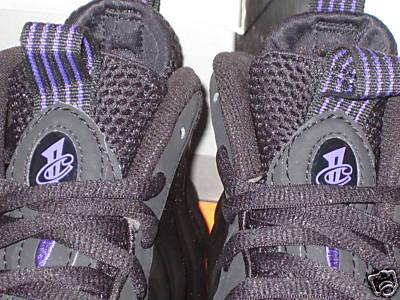 Nike Foamposite One Varsity Purple (Eggplant)