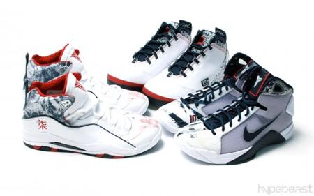 Nike Friendlies Pack - Kobe Bryant   LeBron James   Carmelo Anthony