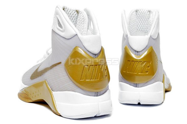 Nike Hyperdunk Olympic - White / Gold