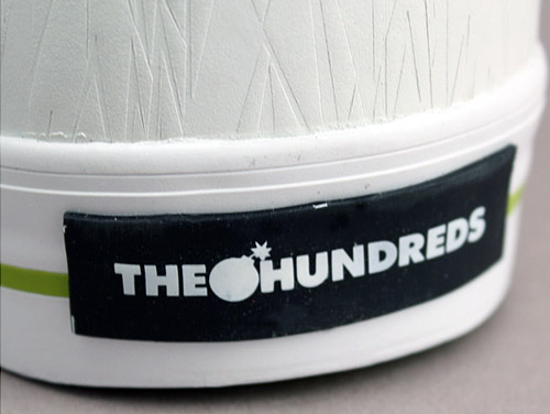 The Hundreds x Gravis Lowdown Blackbox Sneaker