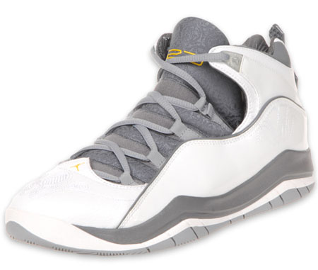 Air Jordan Olympian - White / Graphite / Maize