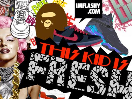 Im Flashy Website