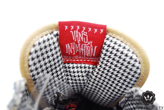In4mation x Vans Halfcab