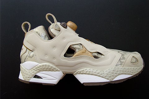 Reebok - Omni Lite Exotic Lux | Insta Pump Fury Python Edition | Maeda Freestyle High