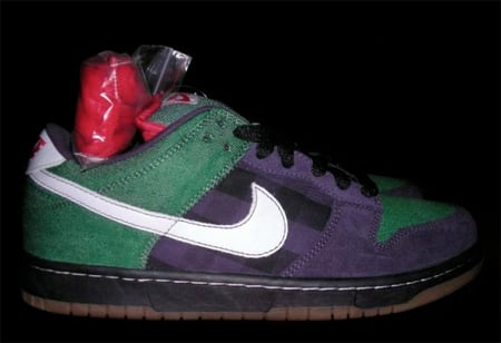 Nike SB Dunk Low Premium - The Joker Abyss / White