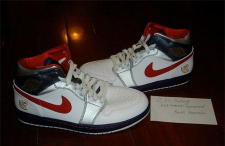 Air Jordan I (1) Retro - Olympic