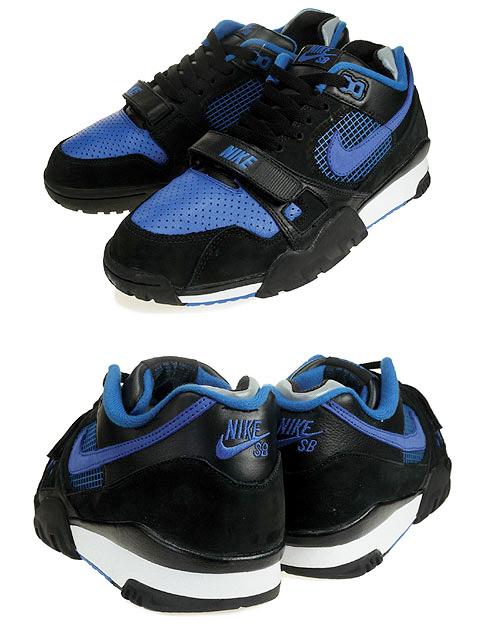 Nike SB Air Trainer TW II - J-Pack Black / Blue