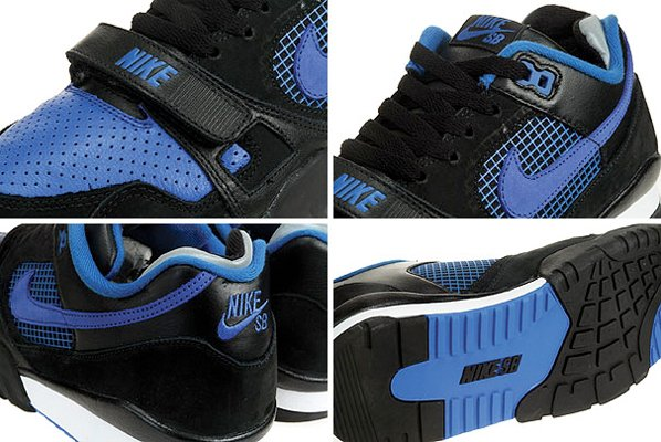 Nike SB Air Trainer TW II - J-Pack Black / Blue