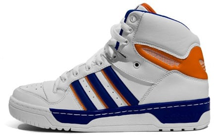 bas prix 665b4 189b1 Adidas Attitude High - Running White / Orange / Collegiate ...