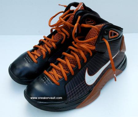 Nike Hyperdunk - Texas Longhorn