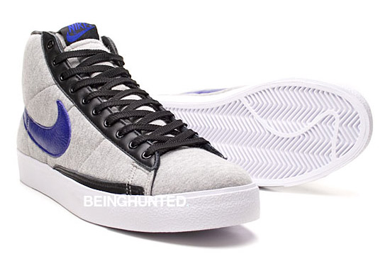 Loopwheeler x Nike High Blazer