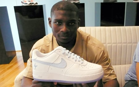 LaDainian Tomlinson x Nike 1World Air Force 1