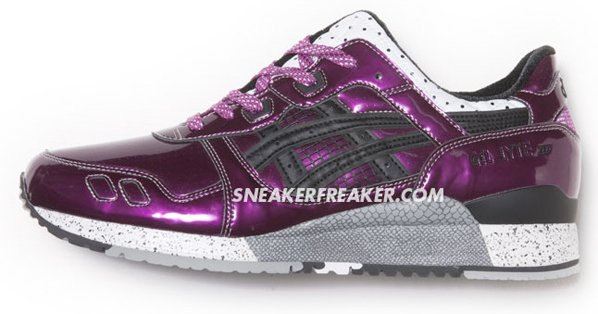 Asics Gel Lyte III x Mita Sneakers