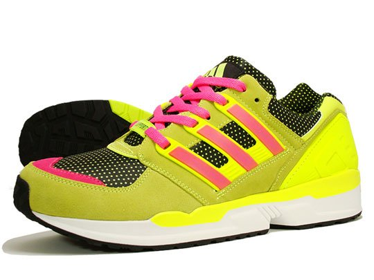 Adidas Remix EQT Runner Neon Pack
