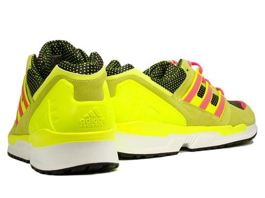 Adidas Remix EQT Runner Neon Pack