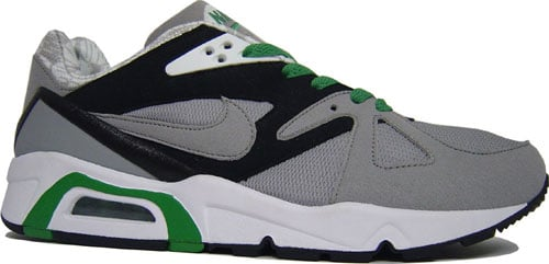 Nike Air Structure Triax 91 Metallic Silver Green Black at Purchaze