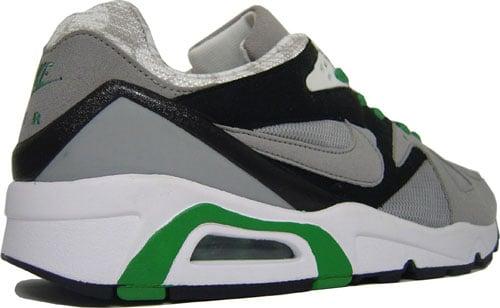 Nike Air Structure Triax 91 Metallic Silver Green Black at Purchaze